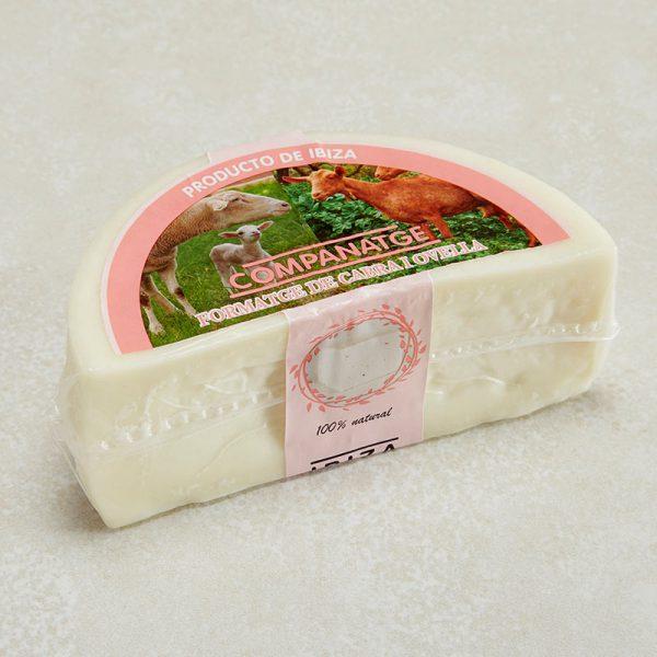 queso-cabra-oveja-natural