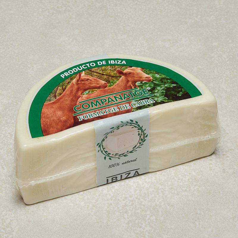 queso cabra envase