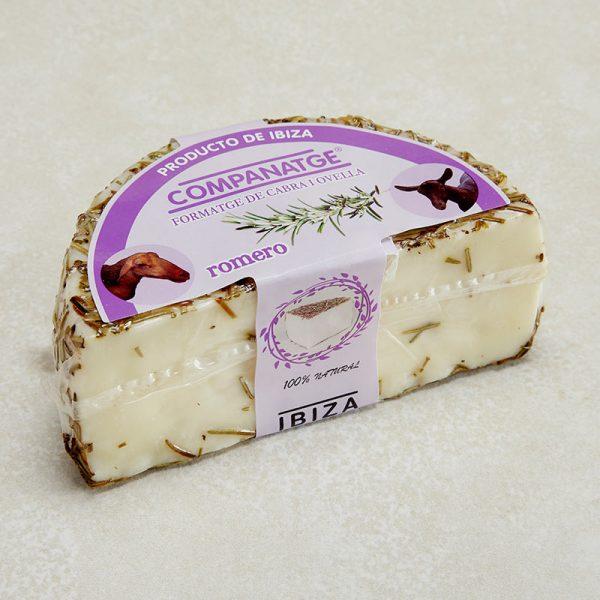 queso romero envase