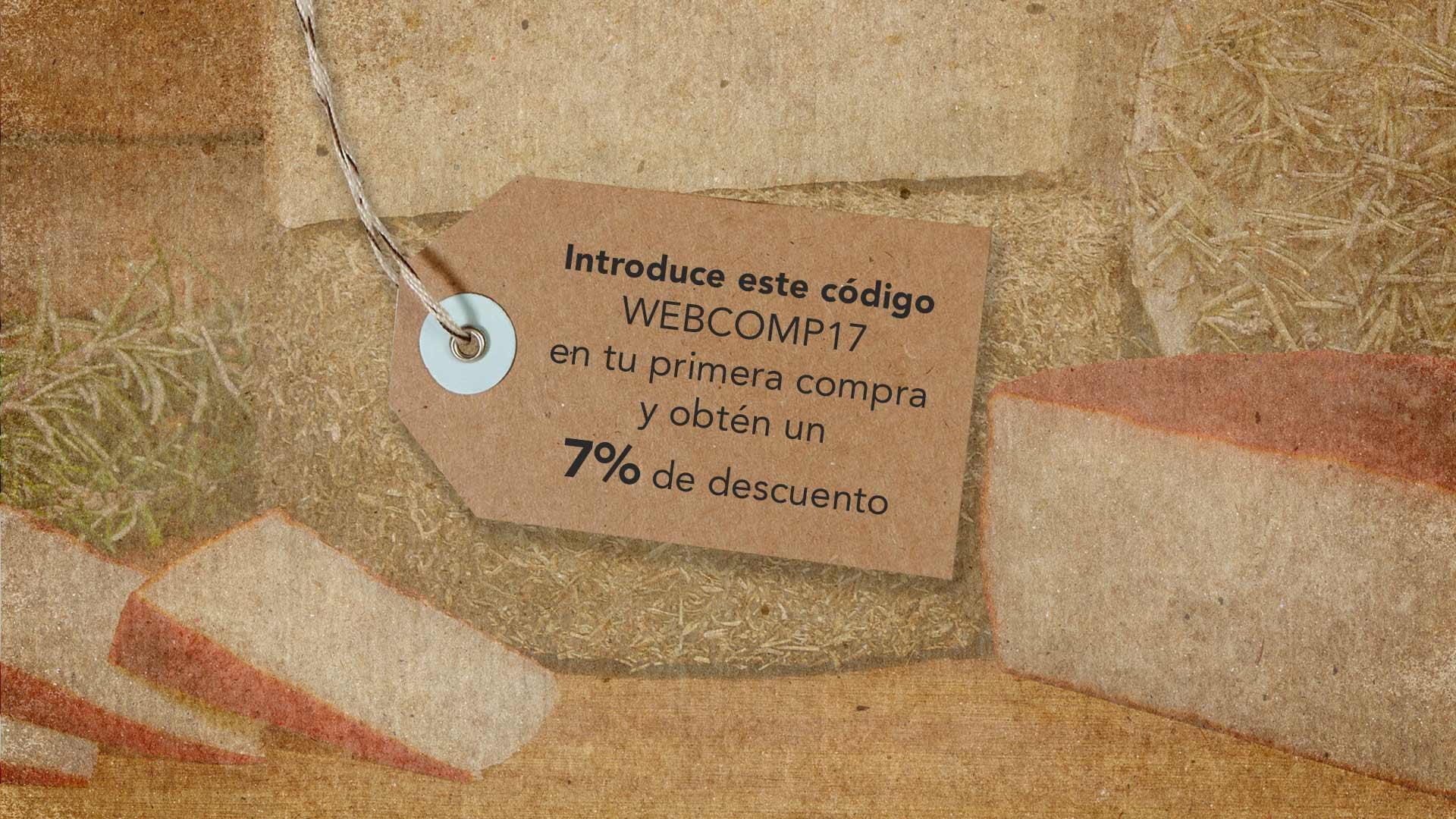 7% de descuento