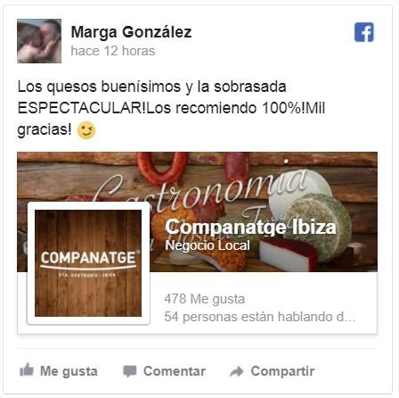 Opiniones Marga