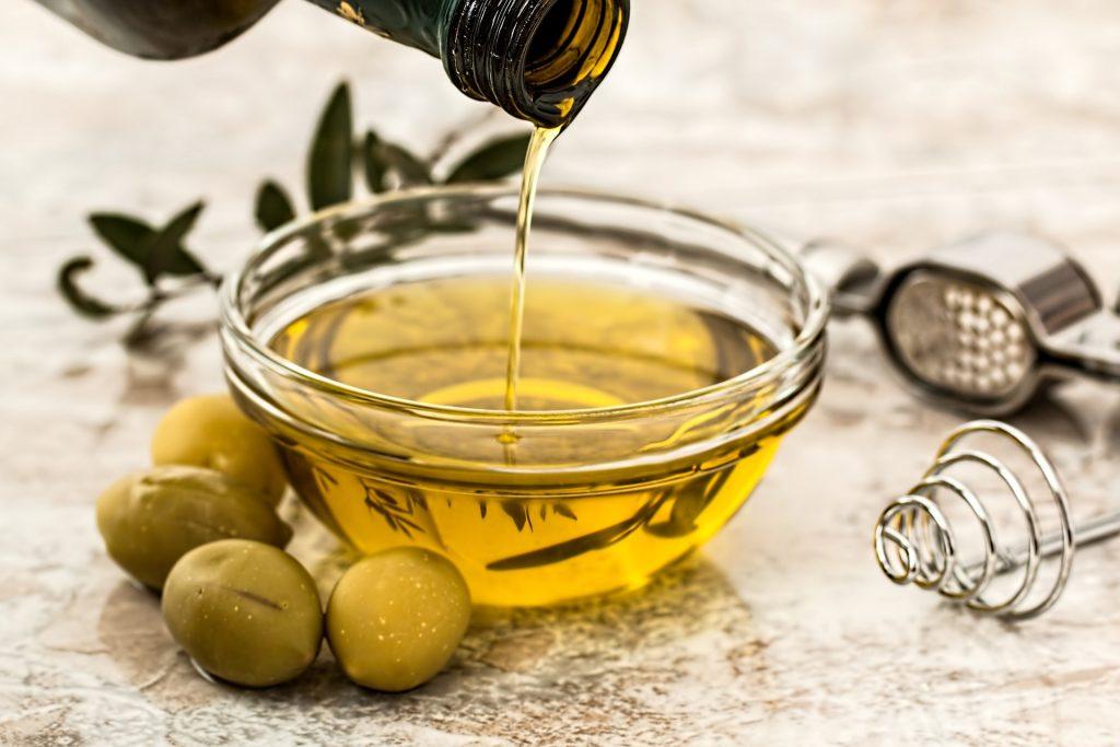 Aceite de oliva ibiza